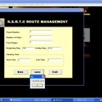 Bus Ticketing project