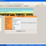 Online Resource Management System add employee