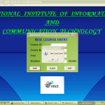 Computer Institute Management System country