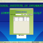 Computer Institute Management System course