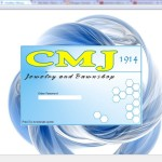 Jewellery Management System home