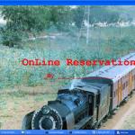 Online reservation system home