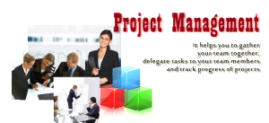 Project management system project in PHP