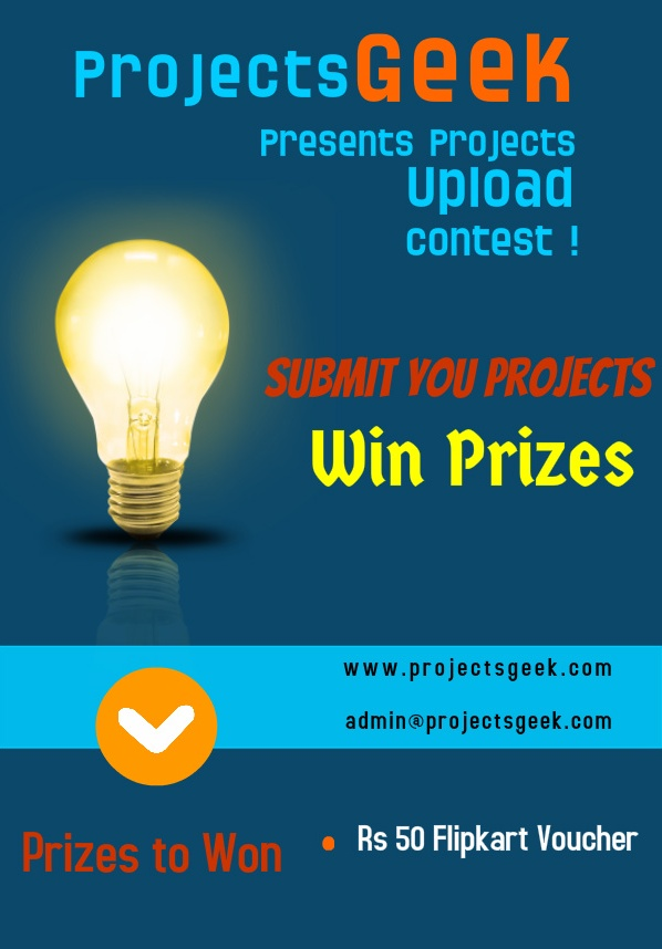projectsgeek contest