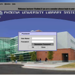 Library System project login