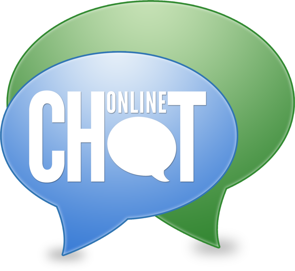 How to chat with others online