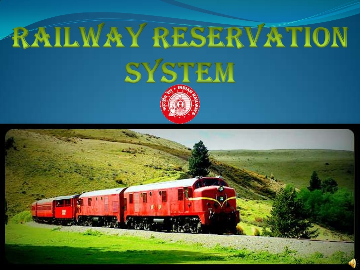 Railway Reservation System project using C++ - ProjectsGeek