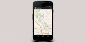 Driving Directions Android Project