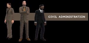 Civil Administration Reporting