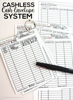 Budget Planner System Project