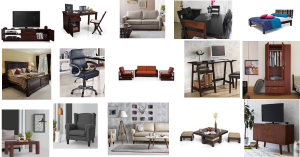 Furniture Shopping Project