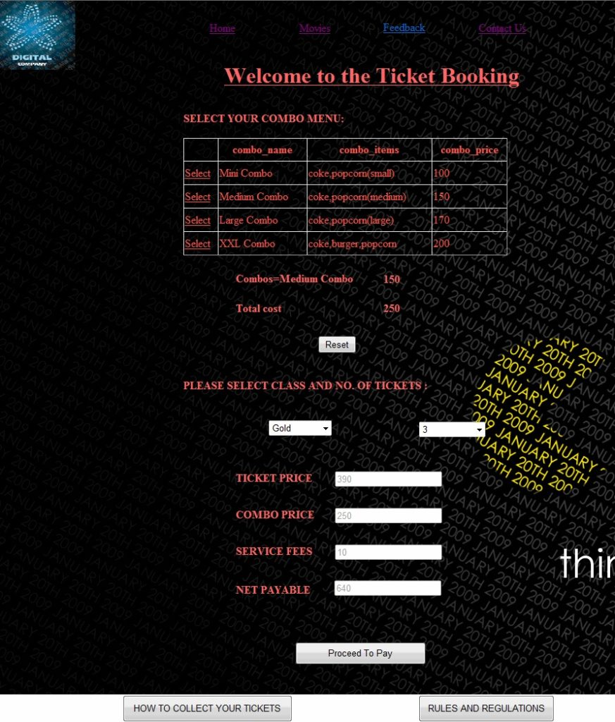 how to cancel online booked movie tickets in cinemax