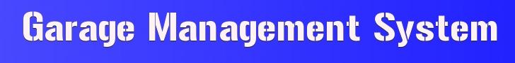 Garage Management System