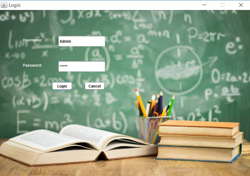 School Management System in Java - ProjectsGeek